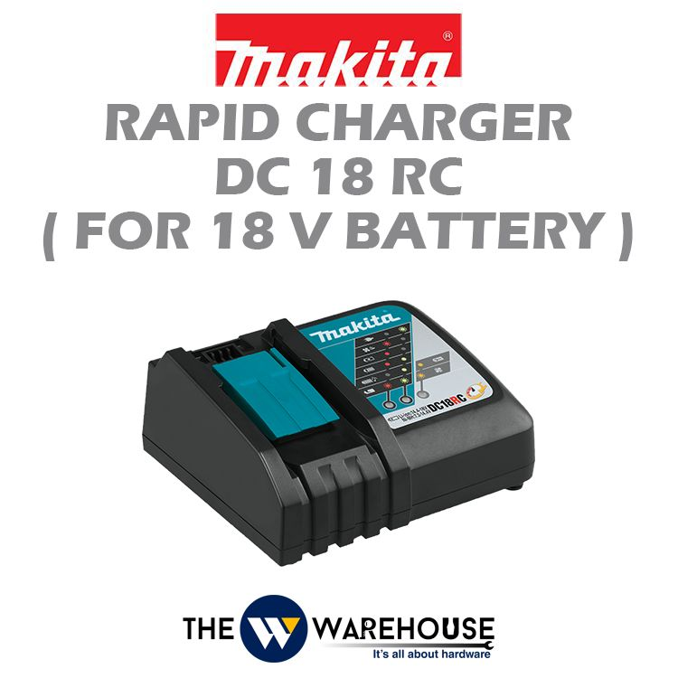 Makita Fast Charger DC18RC