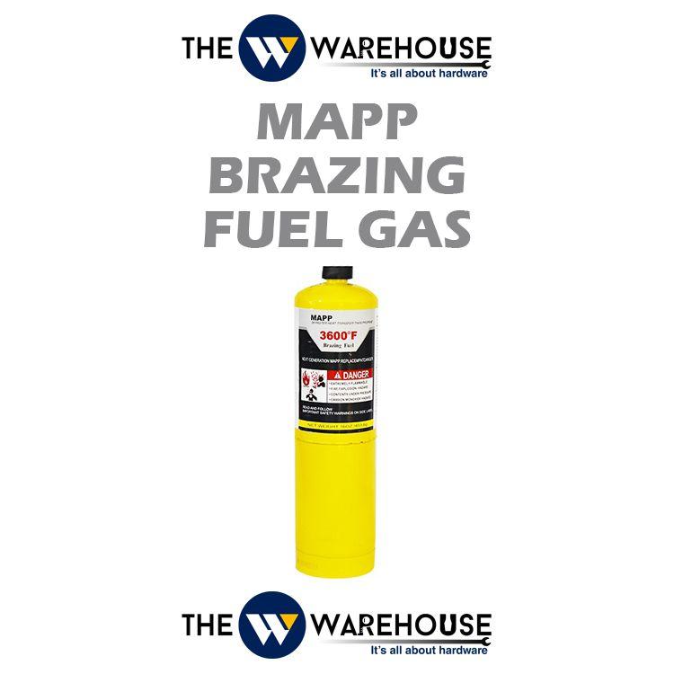 MAPP Brazing Fuel Gas