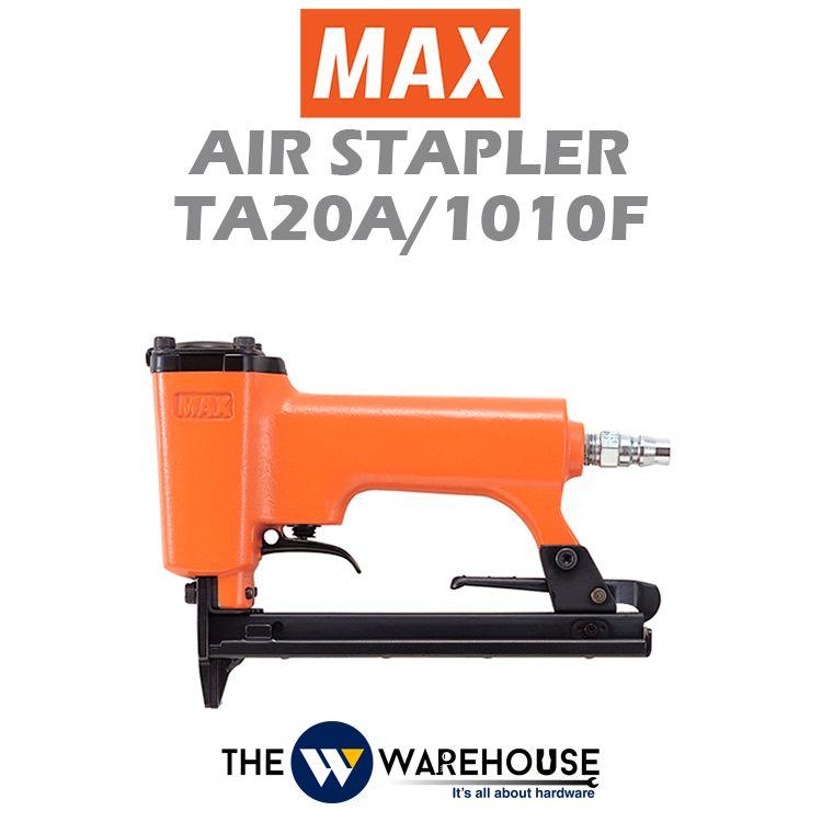 Max Air Stapler TA20A/1010F