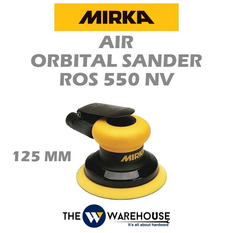 Mirka Air Orbital Sander ROS 550 NV