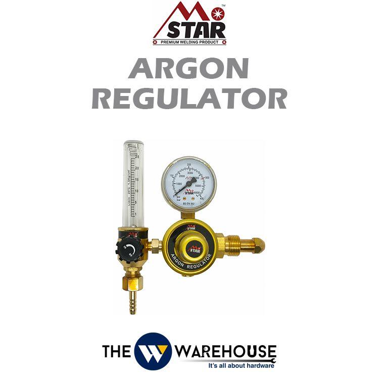 Mostar Argon Regulator