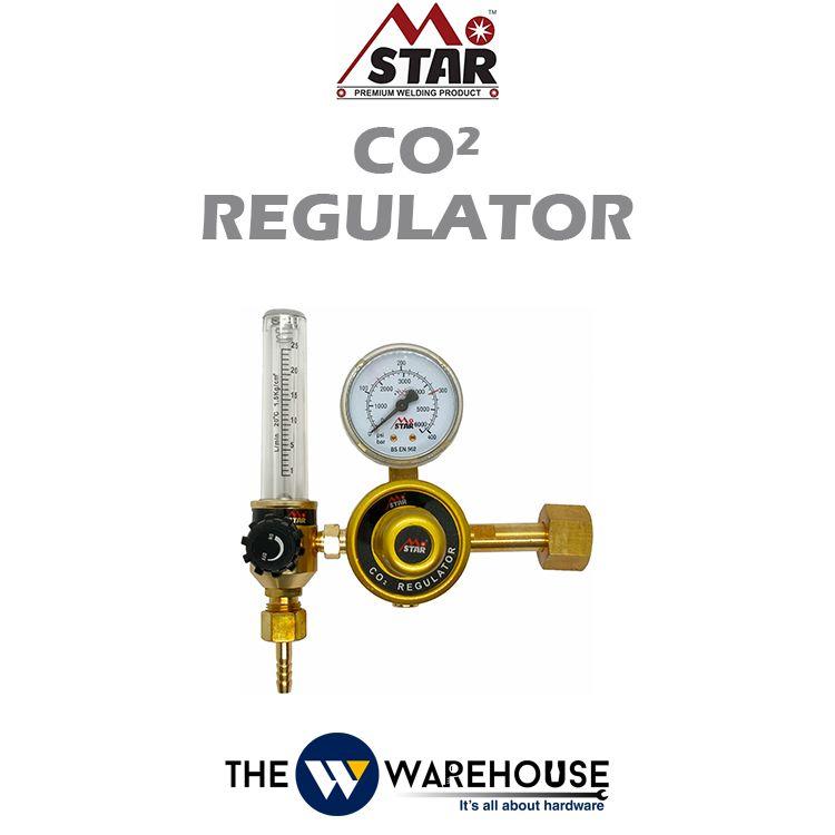 Mostar CO² Regulator