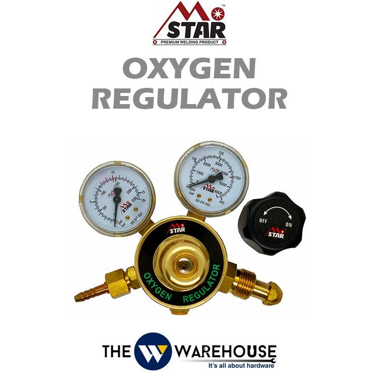 Mostar Oxygen Regulator