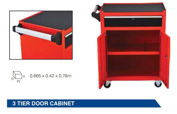 nietz 3 tier door cabinet-pic 1