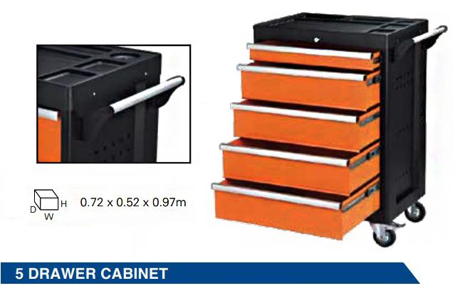 nietz 5 drawer cabinet-pic1