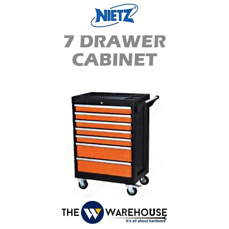Nietz 7 Drawer Cabinet