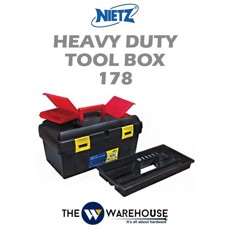 Nietz Heavy Duty Tool Box 178