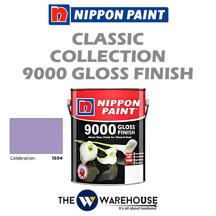 Nippon 9000 Gloss Finish - Celebration 1504