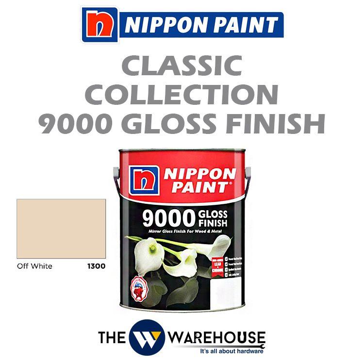 Nippon 9000 Gloss Finish - Off White 1300