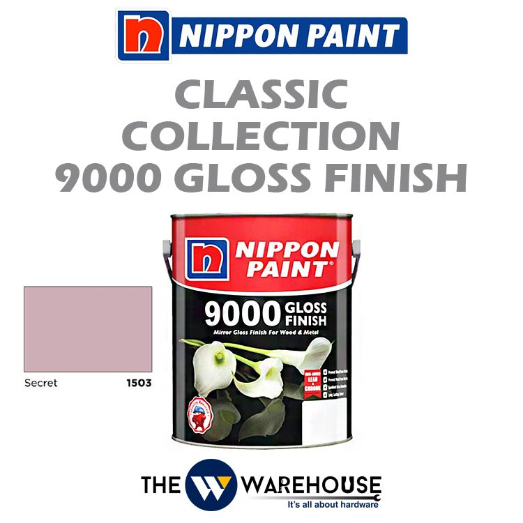 Nippon 9000 Gloss Finish - Secret 1503