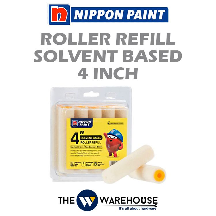 Nippon Paint Roller Refill (Solvent Based) 4
