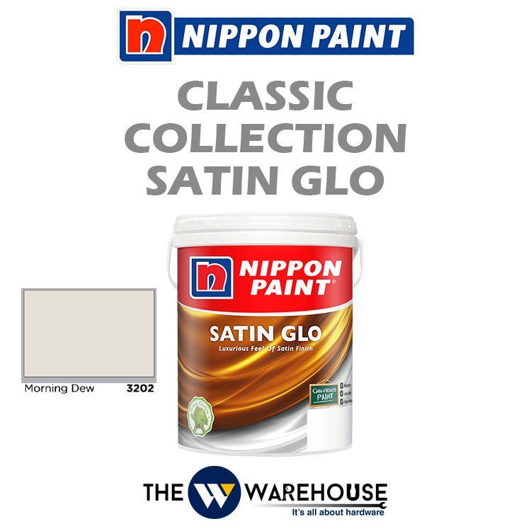 Nippon Satin Glo - Morning Dew 3202