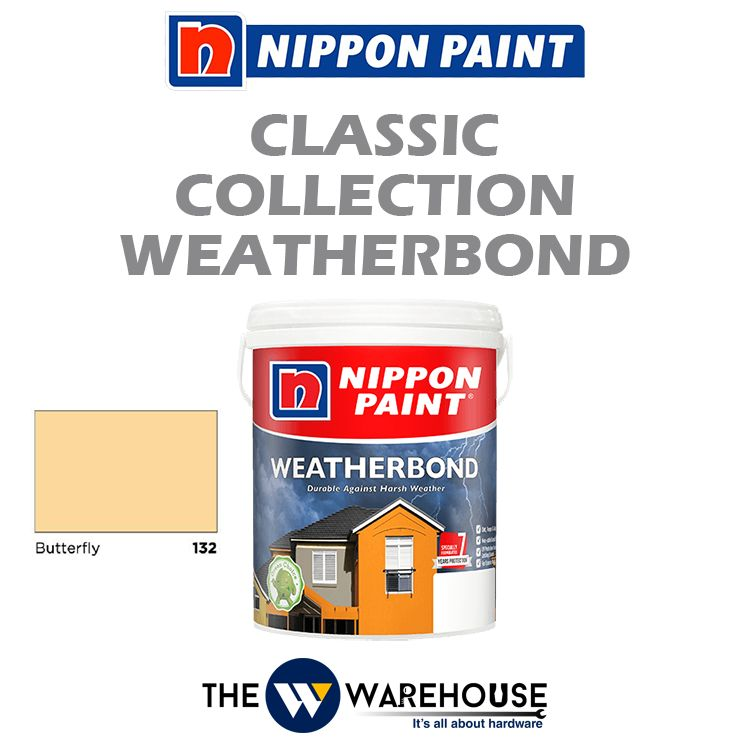 Nippon Weatherbond - Butterfly 132