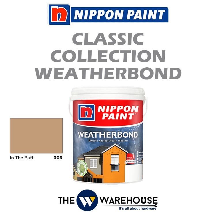 Nippon Weatherbond - In The Buff 309