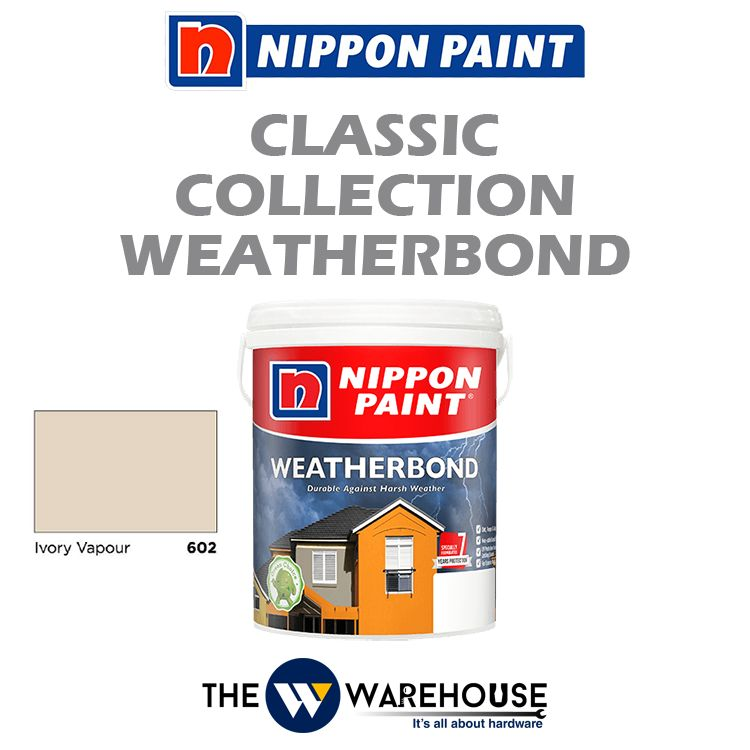 Nippon Weatherbond - Ivory Vapour 602