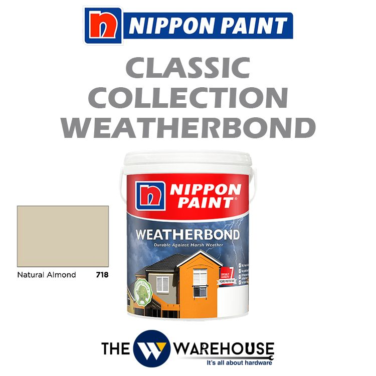 Nippon Weatherbond - Natural Almond 718