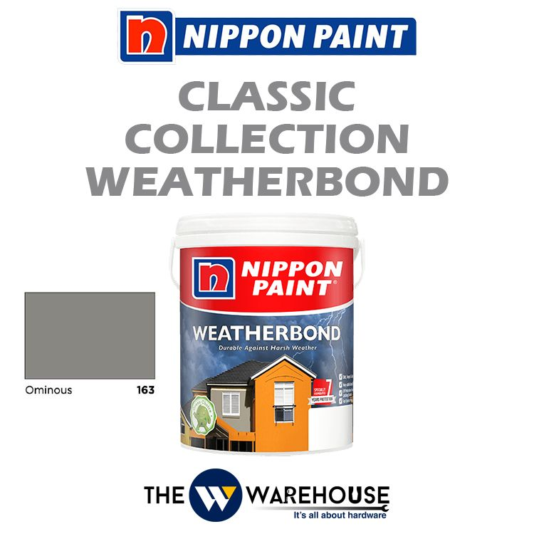 Nippon Weatherbond - Ominous 163