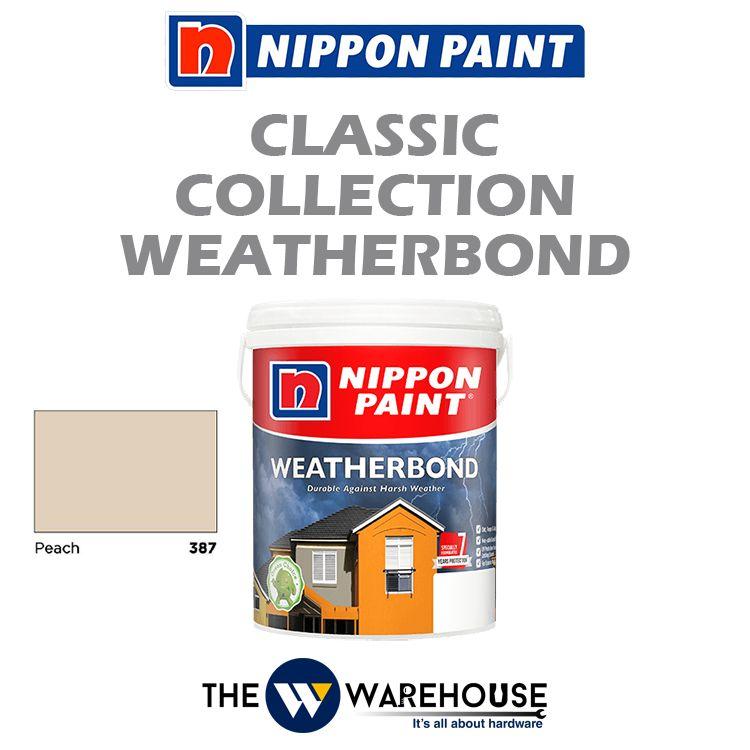 Nippon Weatherbond - Peach 387