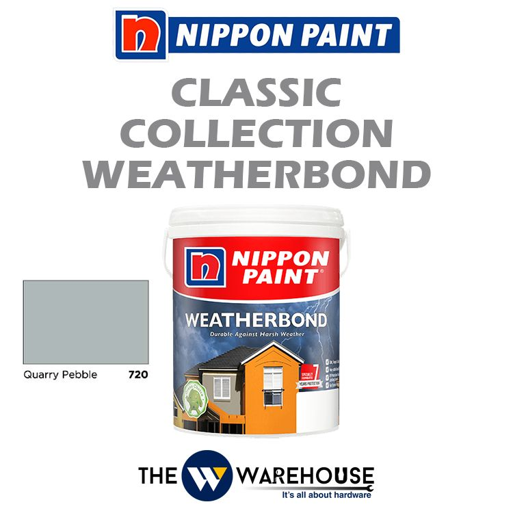 Nippon Weatherbond - Quarry Pebble 720