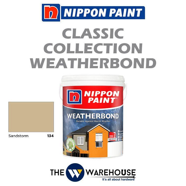 Nippon Weatherbond - Sandstorm 134