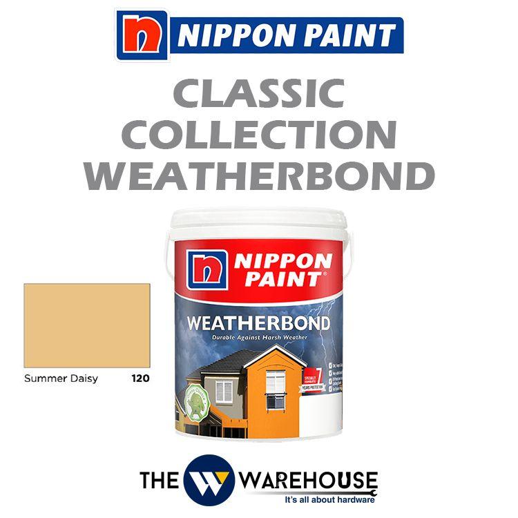 Nippon Weatherbond - Summer Daisy 120