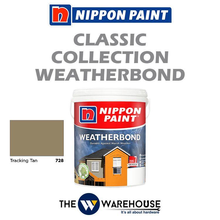 Nippon Weatherbond - Tracking Tan 728