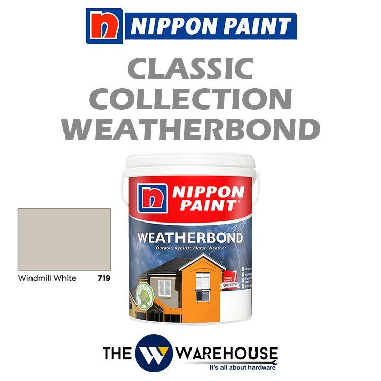 Nippon Weatherbond - Windmill White 719