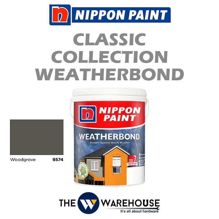 Nippon Weatherbond - Woodgrove 9574