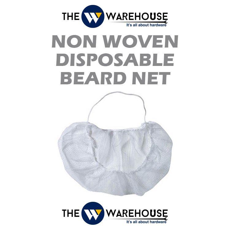 Non Woven Disposable Beard Net