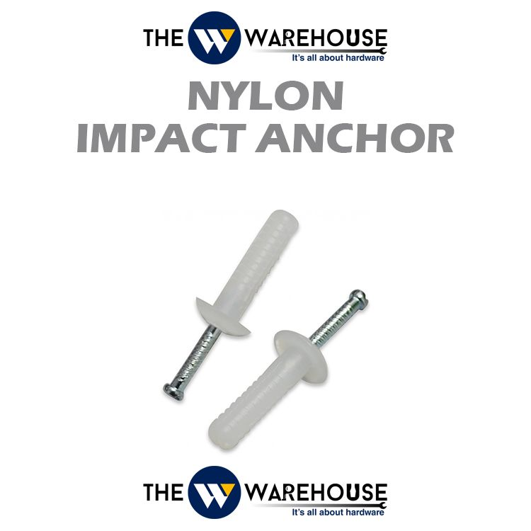 Nylon Impact Anchor