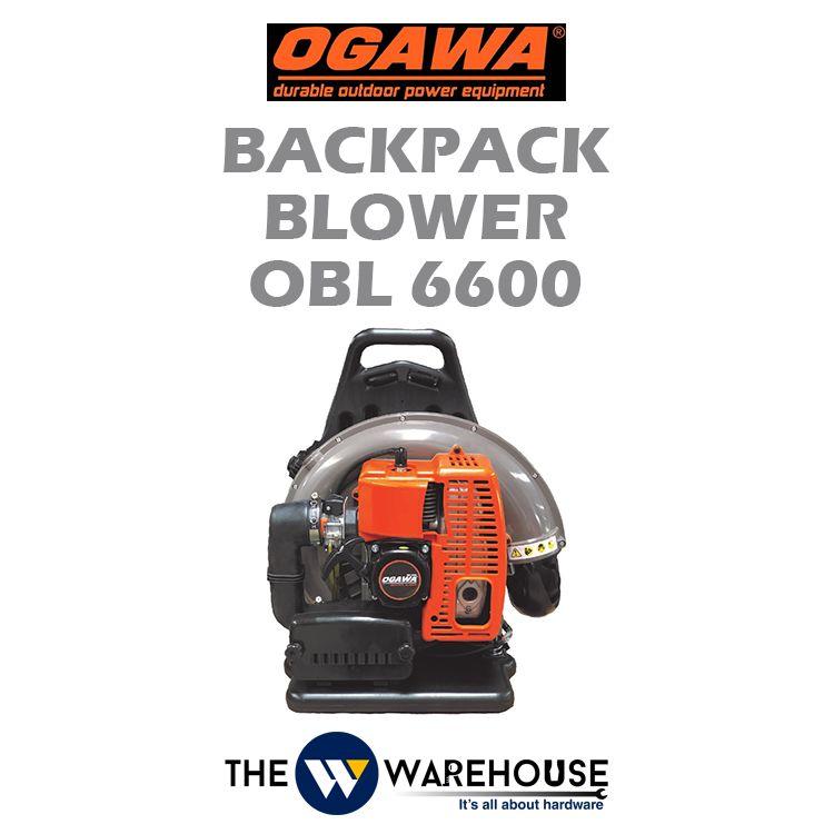 Ogawa Backpack Blower OBL6600