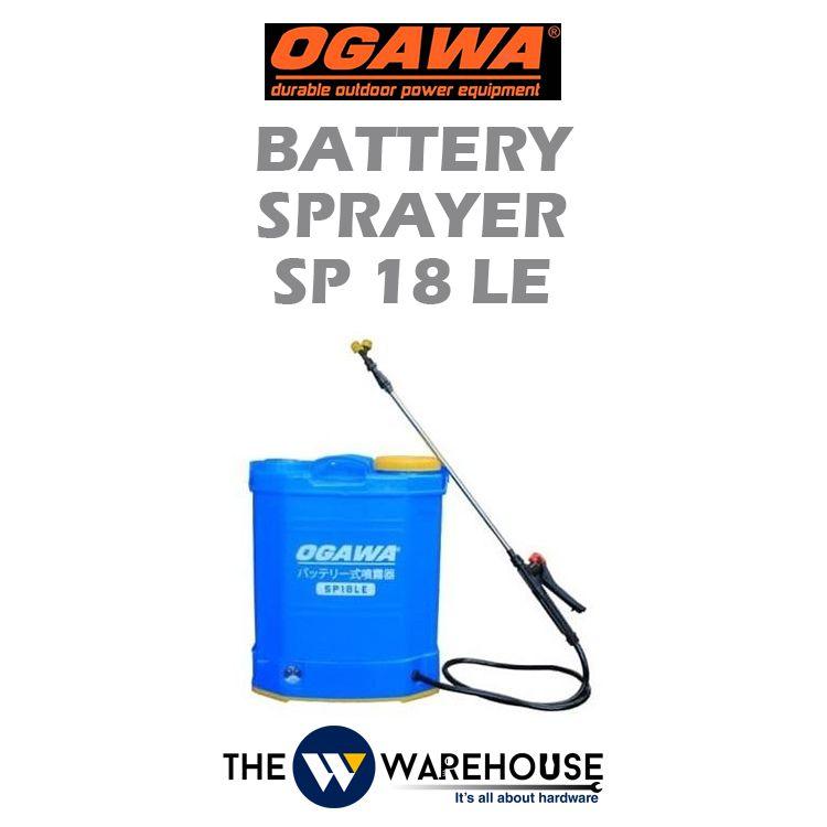 Ogawa Battery Sprayer SP18LE