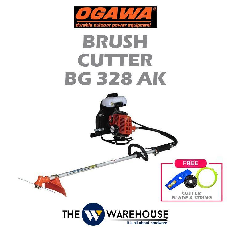 Ogawa Brush Cutter BG328AK - combo 1