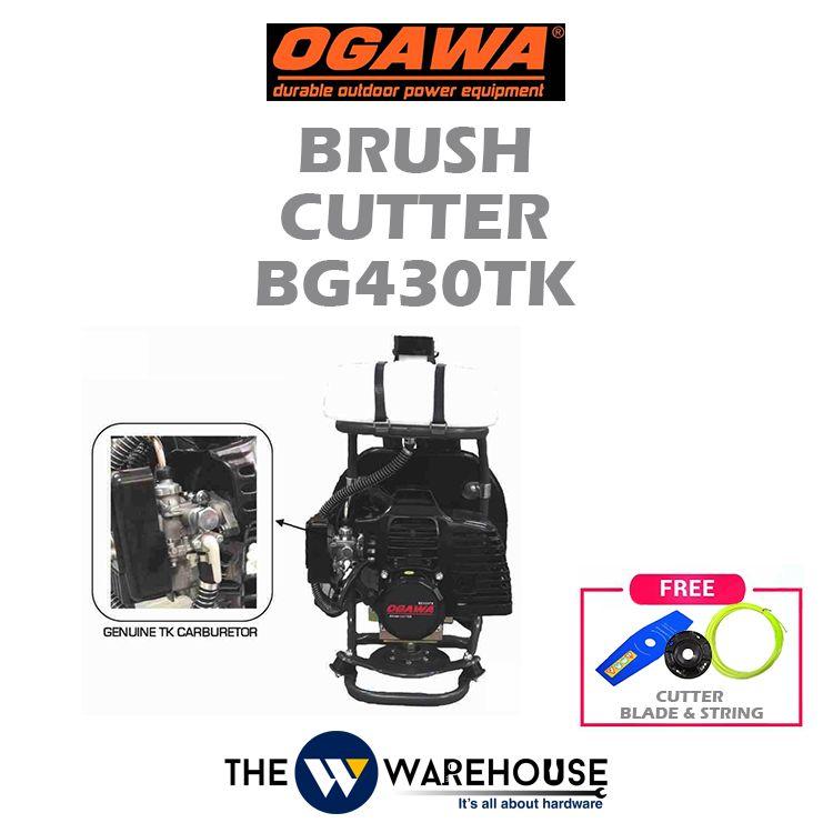 Ogawa Brush Cutter BG430TK