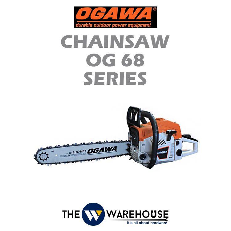Ogawa Chainsaw OG68 Series