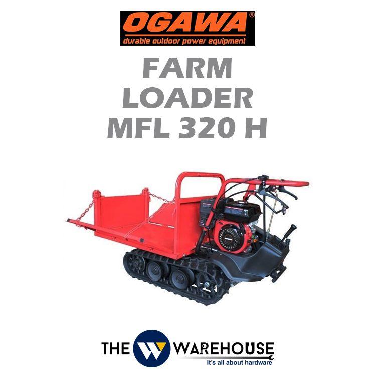 Ogawa Farm Loader MFL320H