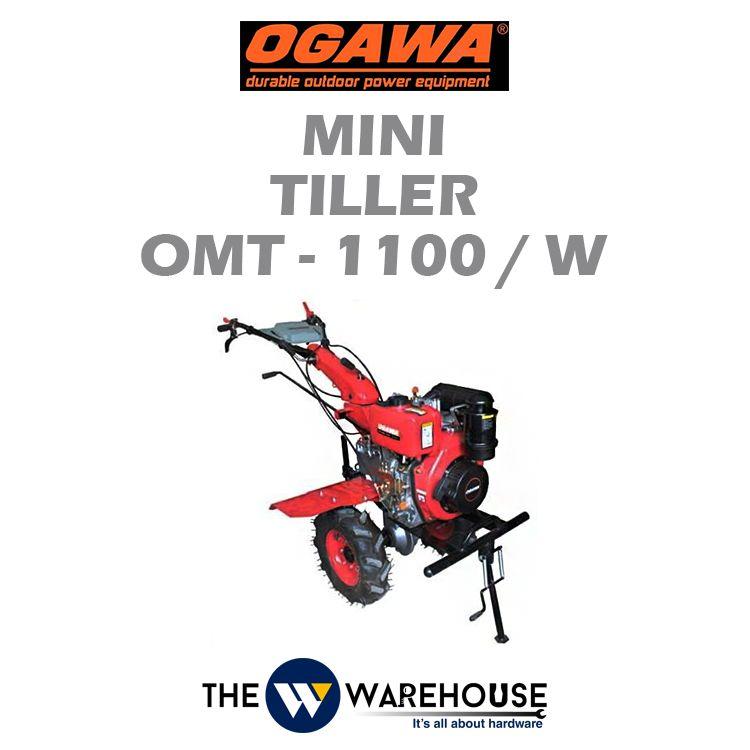 Ogawa Mini Tiller OMT-1100/W