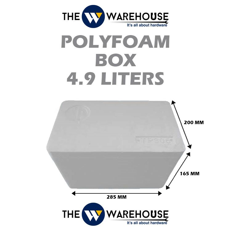 Polyfoam Box TP305