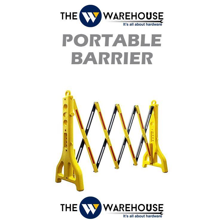 Portable Barrier