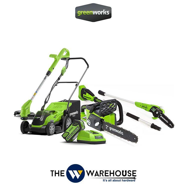 power tools - Greenworks