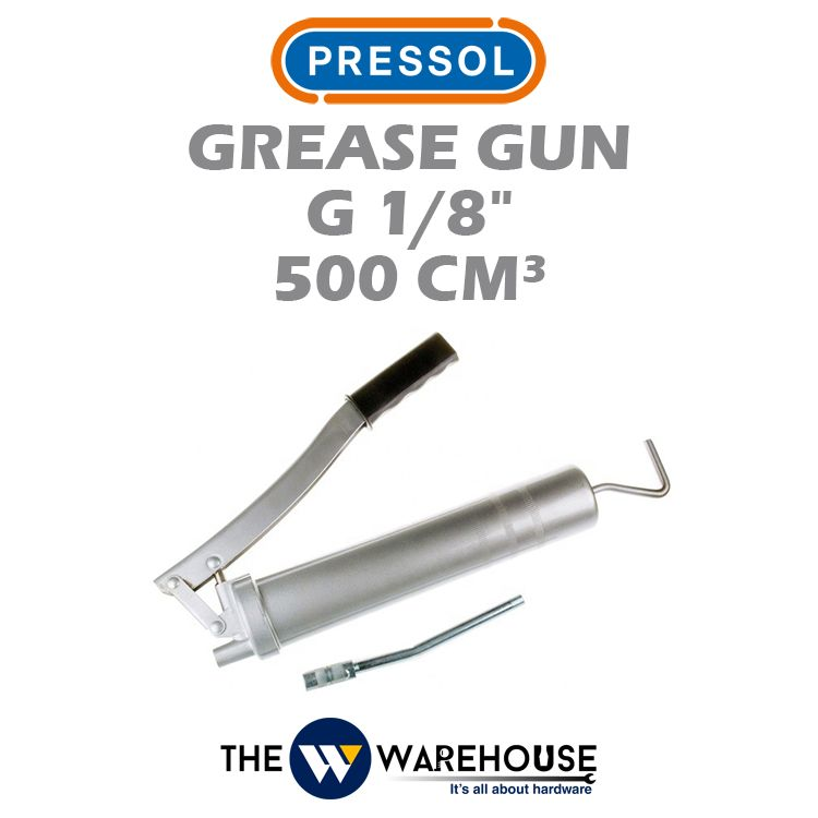 Pressol Grease Gun G 1/8