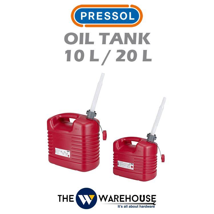 Pressol Oil Tank