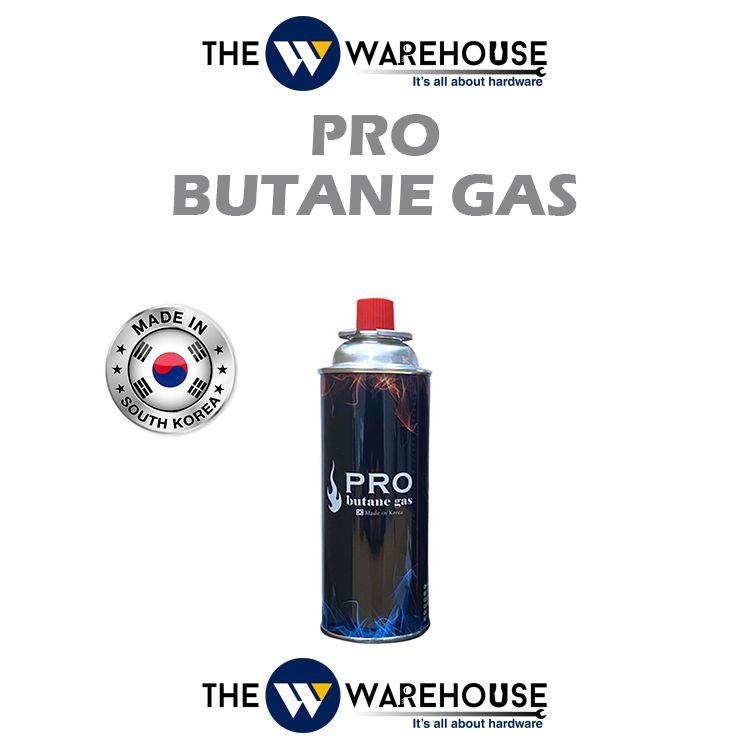 Pro Butane Gas
