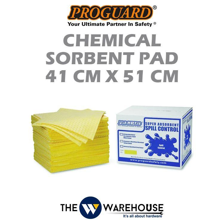 Proguard Chemical Sorbent Pad