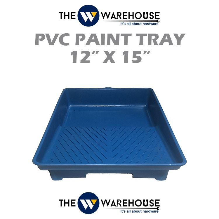 PVC Paint Tray 12inch x 15inch