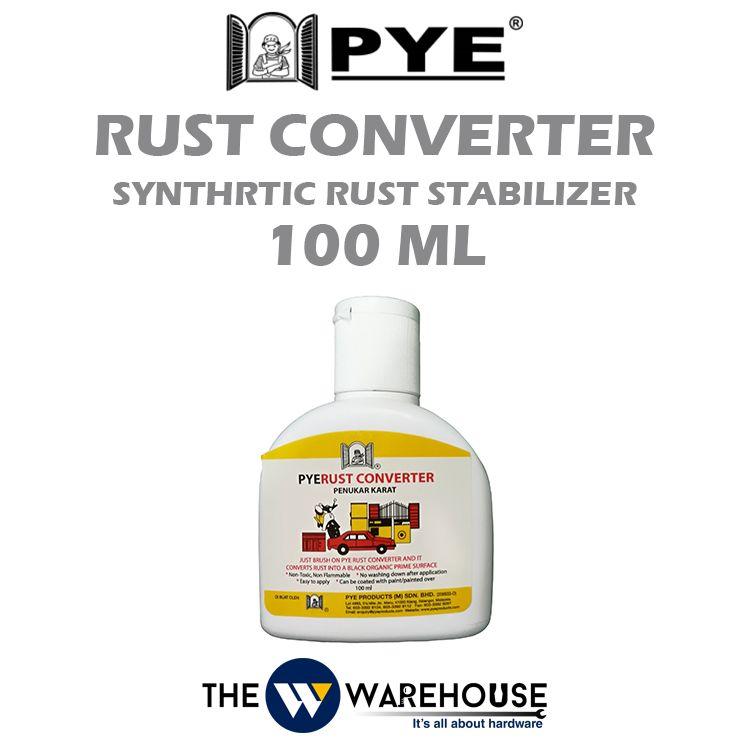 PYE Rust Converter 100 ml