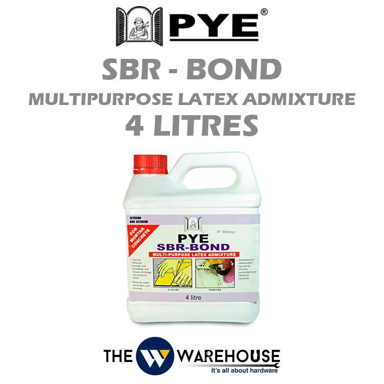 PYE SBR-Bond 4 litres