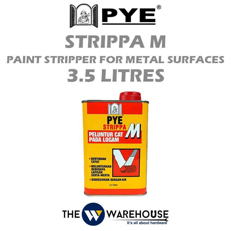 PYE Strippa M 3.5 litres