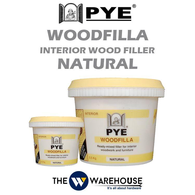 PYE Woodfilla