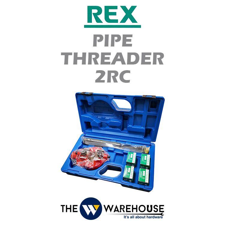 REX Pipe Threader 2RC